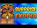 SURPRISE EXODIA Yugioh Trolling with BEST EXODIA DECK