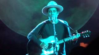 Joshua Radin - We'll Keep Running Forever - NYC Irving Plaza 03/21/15