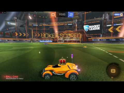 Rocket League w/ Polopates