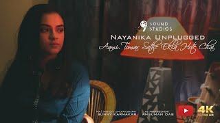 "Video thumbnail of ""Ami Tomar Sathe Ekla Hote Chai | Nayanika Unplugged |Tribute to Debojyoti Mishra | 9 Sound Studios"""