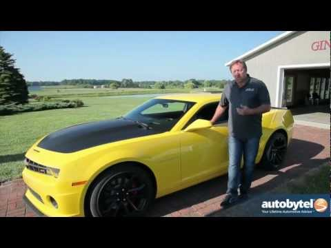 Chevrolet Camaro SS 1LE Video Road Test & Review