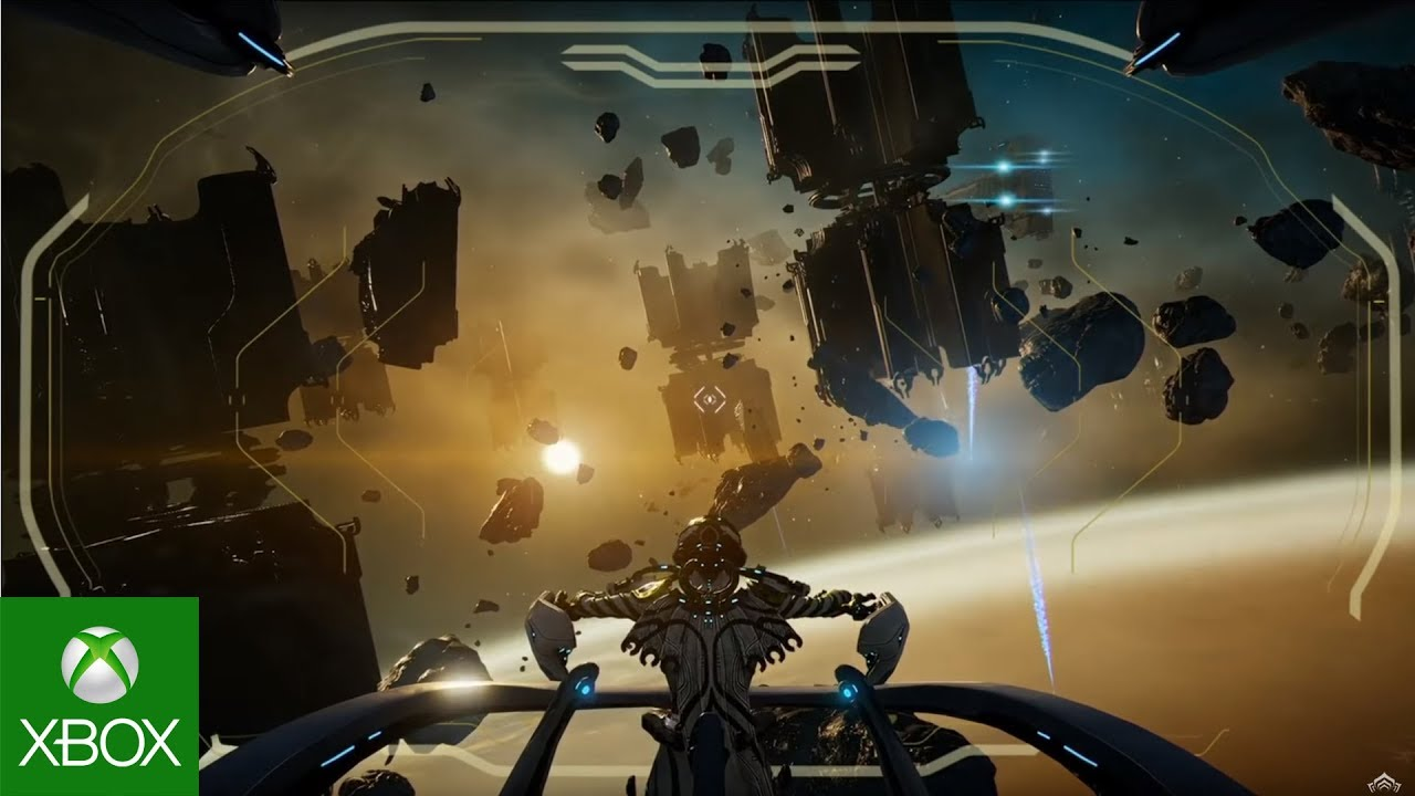 Video forDigital Extremes Reveals the Future of Warframe at TennoCon 2018