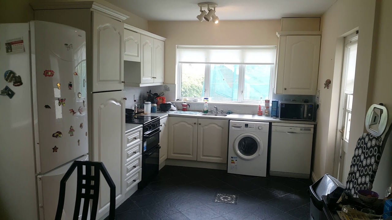 Single Bed in Room for rent in a spacious 4-bedroom house in Knocklyon