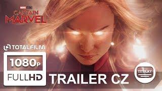 Captain Marvel (2019) CZ titulky HD trailer