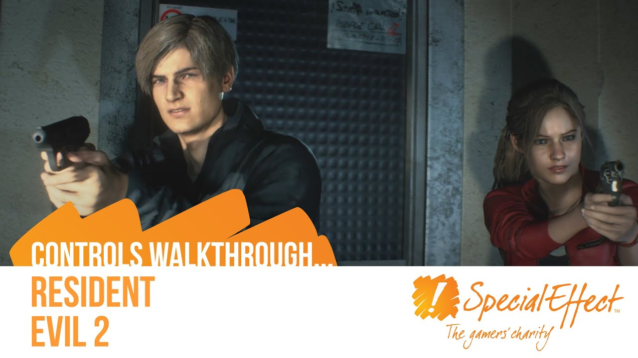 video placeholder for Resident Evil 2: Controls Walkthrough