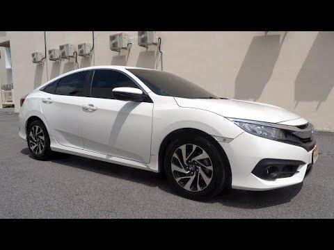 2017 Honda Civic 1.8 S Start-Up and Full Vehicle Tour