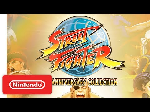Street Fighter 30th Anniversary Collection – Nintendo Switch Trailer