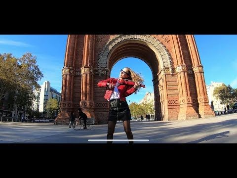 Get Lost (Paul Damixie cover) - Amadeea Violin