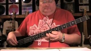 Spandau Ballet True Bass Cover
