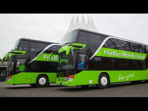 How is Bus Travel in Europe? 14 Hour Flix Bus Trip Across Europe