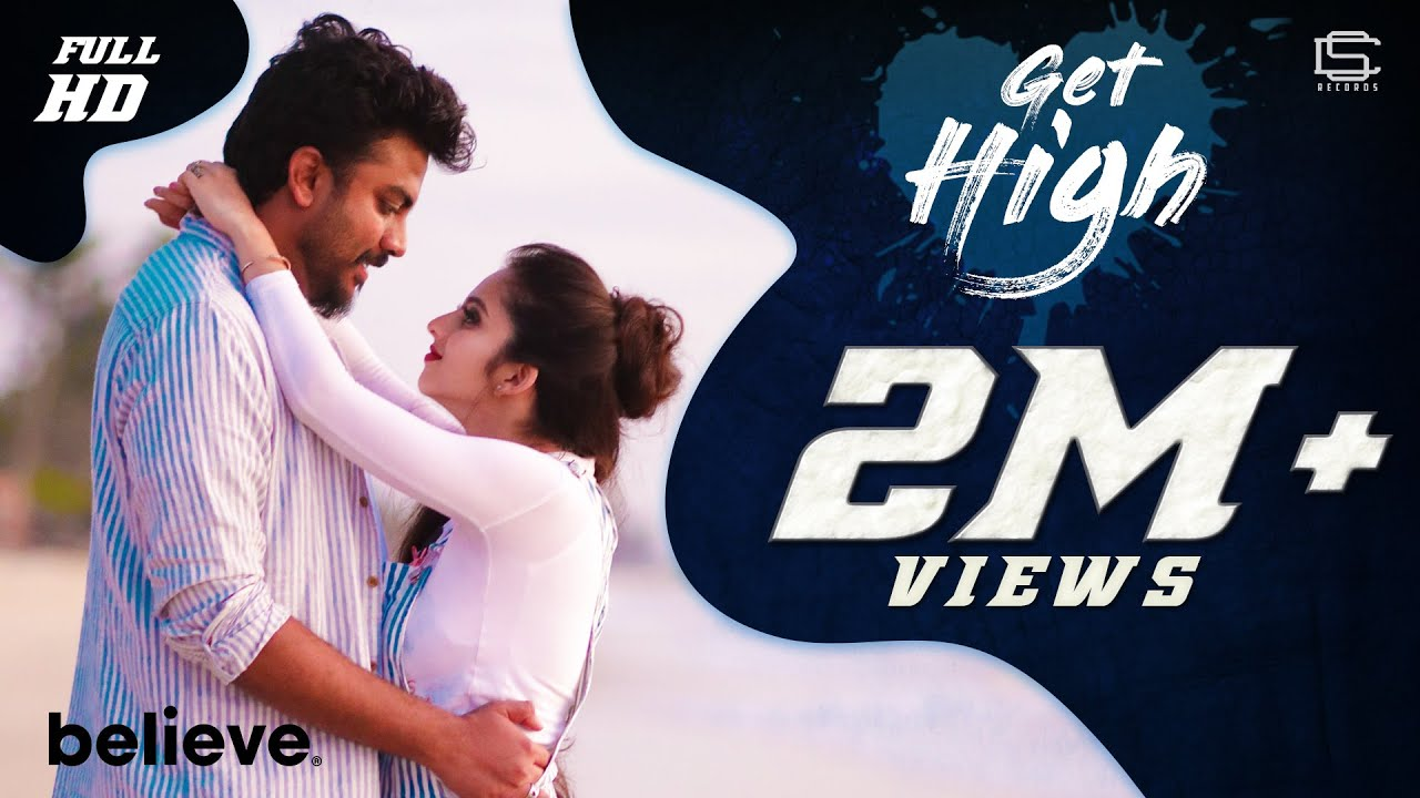 GET HIGH lyrics  -  Chandan Shetty - spider lyrics