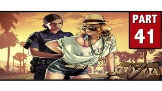 Grand Theft Auto 5 Walkthrough Part 41 - HUNTING SEASON! | GTA 5 Walkthrough