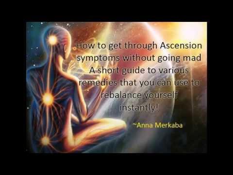 Anna Merkaba Ascension Symptoms Survival Guide Higher