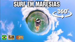 360度サーフビデオ-360ビデオ2020 VRマレシアス-SP
