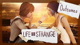 Life Is Strange | OUTCOMES | PS4