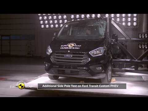 NCAP: Ford Transit Custom