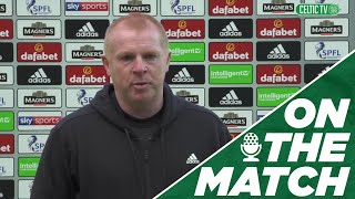 Neil Lennon On The Match | Manager Delighted As Five-star Celts Cruise To Flag Day Victory
