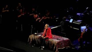 Franco Battiato - Sui giardini della preesistenza (Teatro Antico di Taormina) 31-07-2016