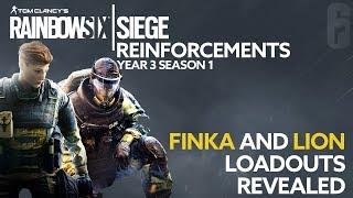 finka rainbow six siege loadout - मुफ्त ऑनलाइन