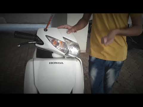 HOW TO START ACTIVA WITHOUT KEY |START ACTIVA WITHOUT KEY| MUST