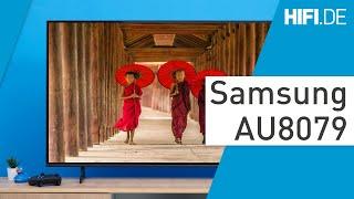 Samsung AU8079 - Zu flach um wahr zu sein?