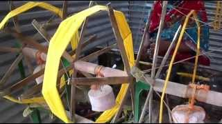 preview picture of video 'Electric Spinning-wheel'