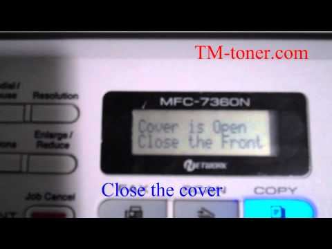 How To Reset Extent Life Drum Unit For Brother MFC-7360, MFC-7460DN, MFC-7860DW Printer Mp3
