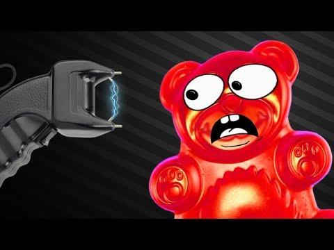 Lucky Bär gegen Elektro Teaser - Experiment