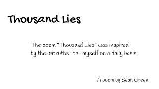 Thousand Lies