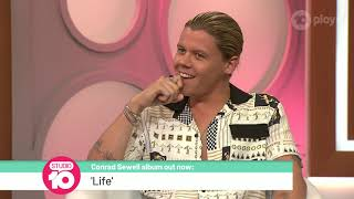 Conrad Sewell Shares What Inspired His Album 'Life' | Studio 10