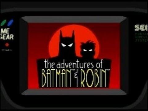 the adventures of batman & robin game gear rom