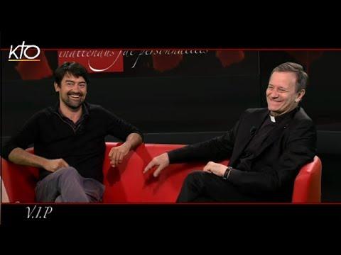 Francis Huster et Michel-Olivier Michel