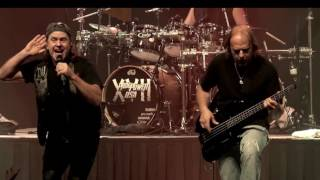 Fates Warning . The Sorceress live 2016 dvd