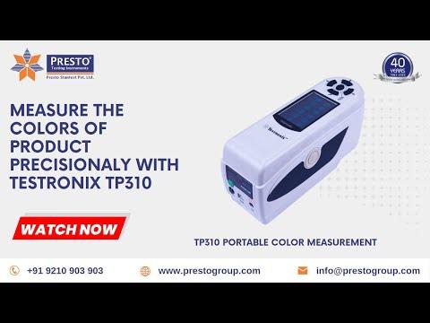 TP310 Portable Color Measurement Instrument