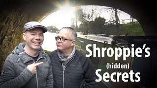 Uncovering the Hidden Secrets of the Shropshire Union Canal by Narrowboat