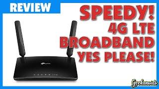 TP-Link Archer MR600 4G+ Router Review