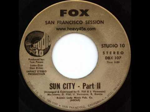 Fox- Sun City Part 2 online metal music video by FOX