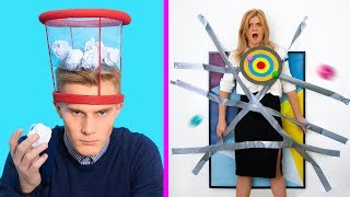 8 Funny Things to Do When You're Bored at Work!  Office Games!