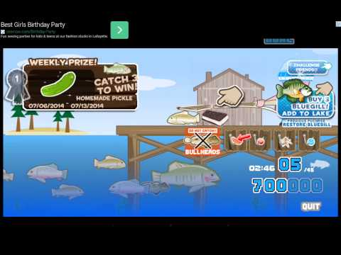 Video of Fish and Serve V2 free