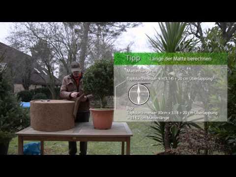 mit Kordel B x T: 80 x 120 cm aus Polypropylen Pflanzen Relaxdays Wintervlies 2er Set Str/äucher u in Gr/ün Schutz f/ür B/äume