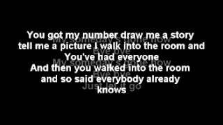 The All American Rejects- Someday's Gone (lyrics Videos)