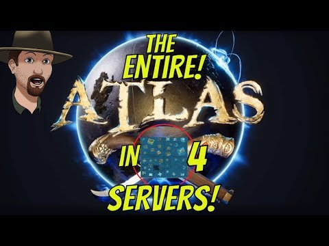 How to edit your Atlas Private Server Map - Gethub map