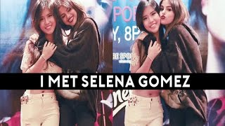 Selena Gomez said I was sweet!! + Full Concert Footage