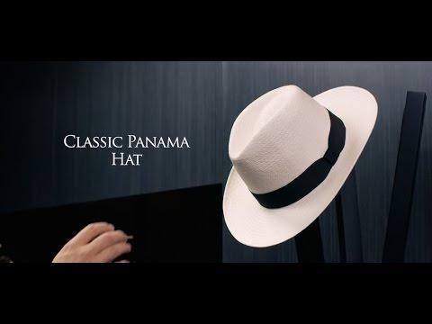 Handmade Genuine Panama Hat from Samuel Windsor