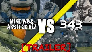 MIK3 WB & Arbiter 617 VS 343 [Trailer]