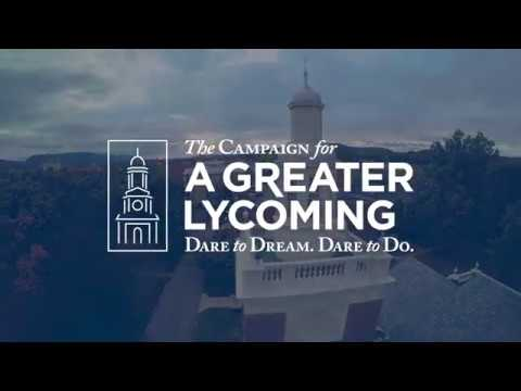 The Campaign for a Greater Lycoming College