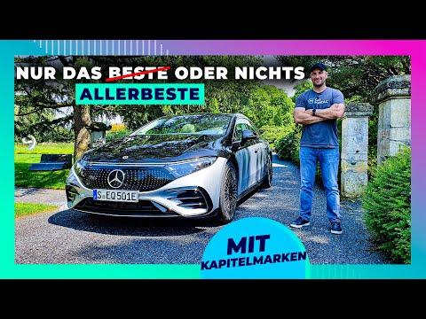 Mercedes EQS - Trotz der Nachteile einfach JAHRE voraus!