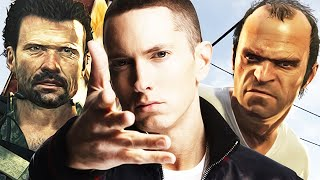 Grand Theft Auto vs Call of Duty - (EMINEM RAP BATTLE)