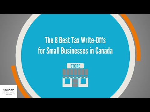 8 Best Tax Write-Offs For Small Businesses