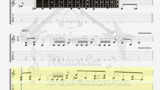 Dismember   Killing Compassion GUITAR 2 TAB